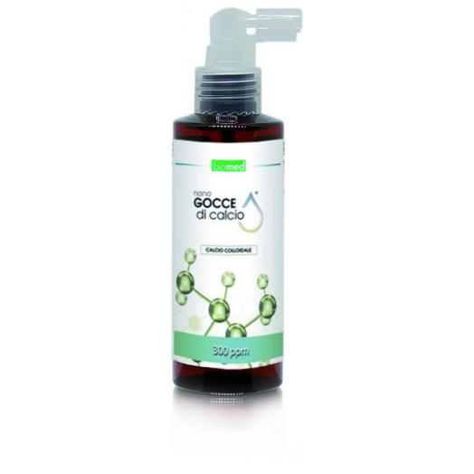 STA018 - Calcio Colloidale ppm. 300 ml. 100
