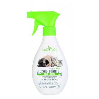 Spray Disabituante cani e gatti domestico Bio da 250 ml