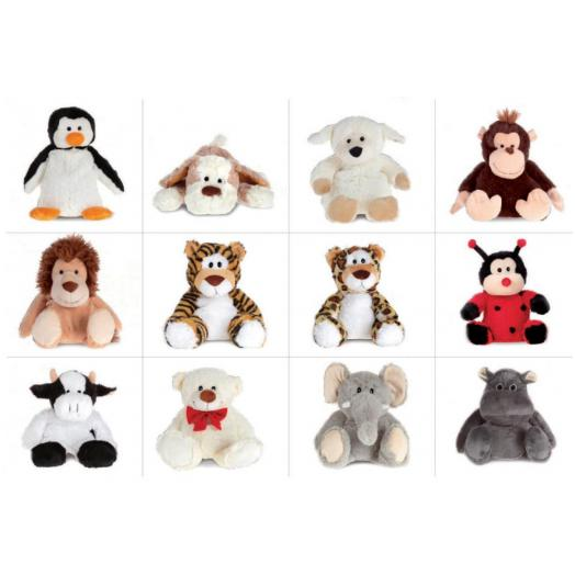 "- PELUCHE CALDO FREDDO ""THE PUPPIES"""